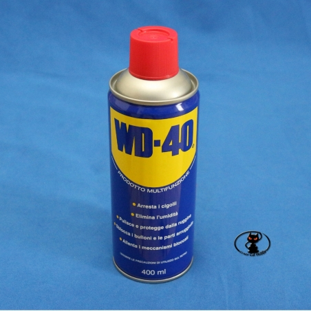 7079 WD40 the multifunctional most used in the world with its 5 functions