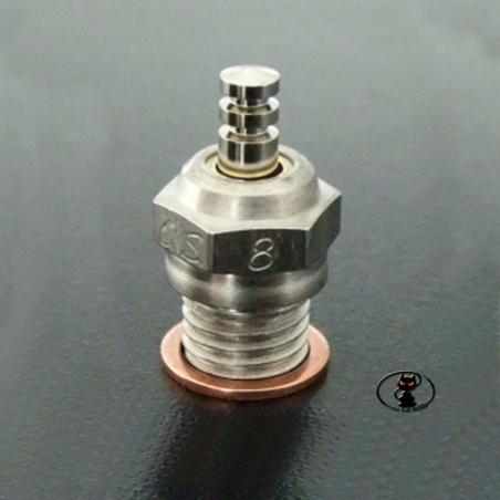 Candela OS 8 per Motori Glow - 71608001