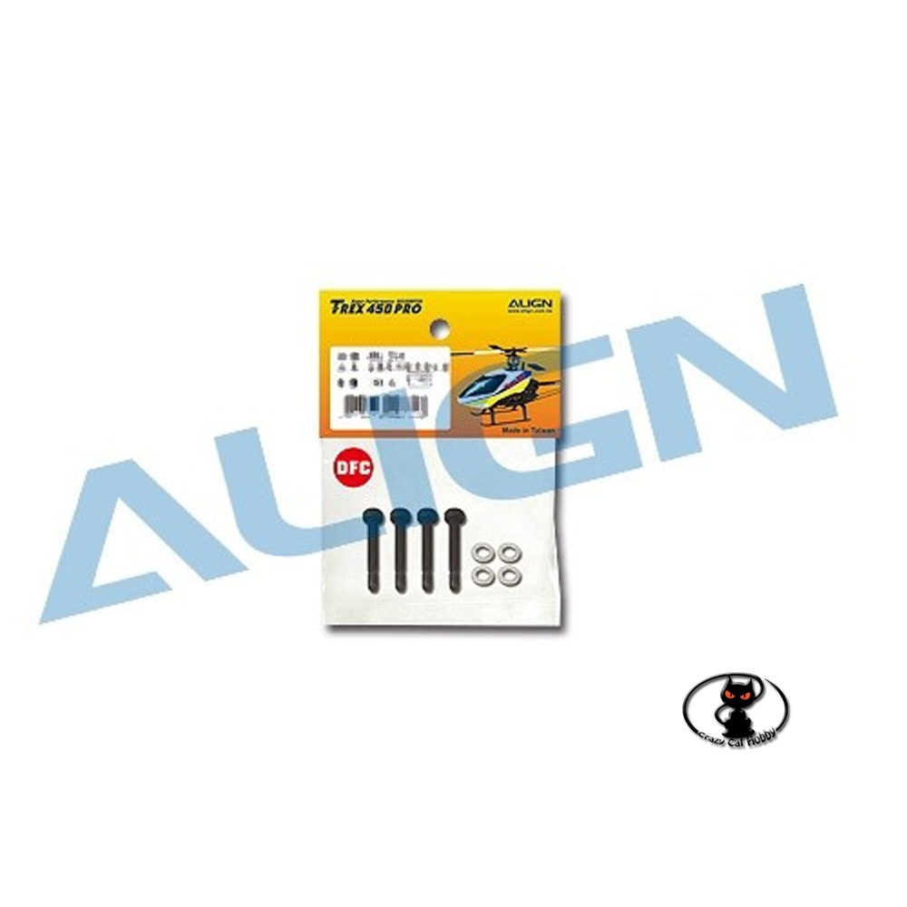 H45198T Screws M2 fixing head T Rex 450