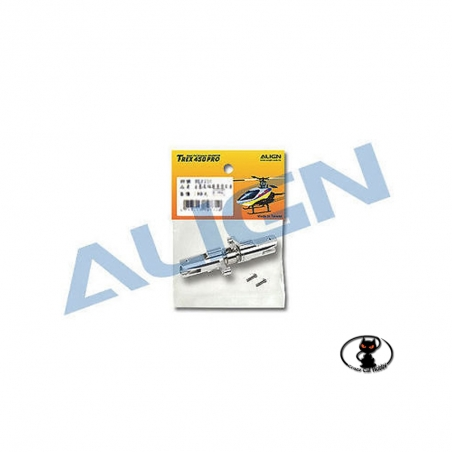 559099-H45T002XX Align T Rex 450 Pro - rotore di coda in alluminio