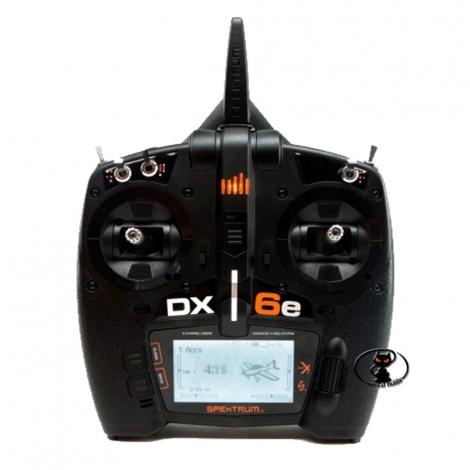 HOR-SPMR6650EU Spektrum DX6e radio remote control 2016 6 CH