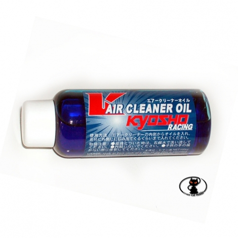 K.96169 Olio per Filtri aria 100 cc