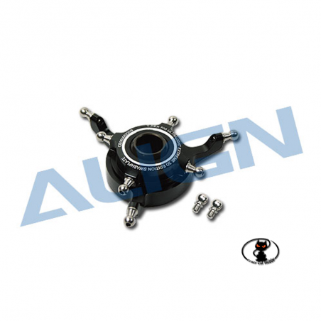 Align swash plate 120 degrees HR3 for helicopters 700 class 12 mm main shaft diameter