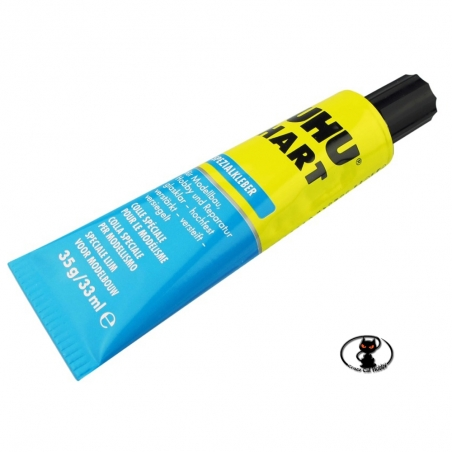 UHU HART transparent glue 45510 well-known glue in the field of model making to glue all types of wood