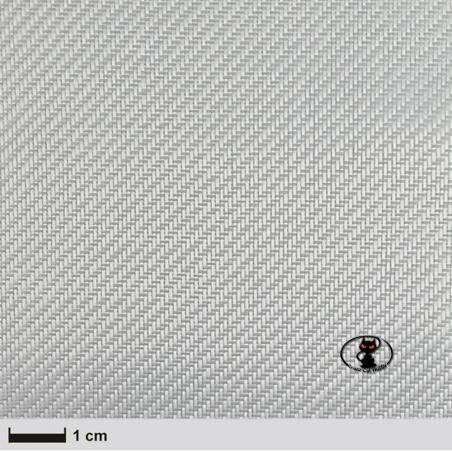 112605 Tessuto di vetro 80 gr/mq -dimensione 1 m² trama diagonale ReG