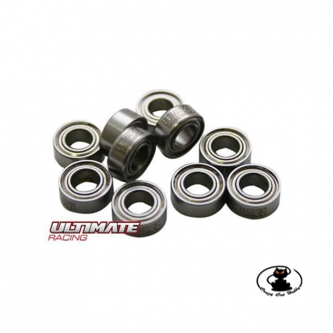 ball bearing 5x10x4 mm S3 ZZ - 1 piece - Ultimate Racing UR7801