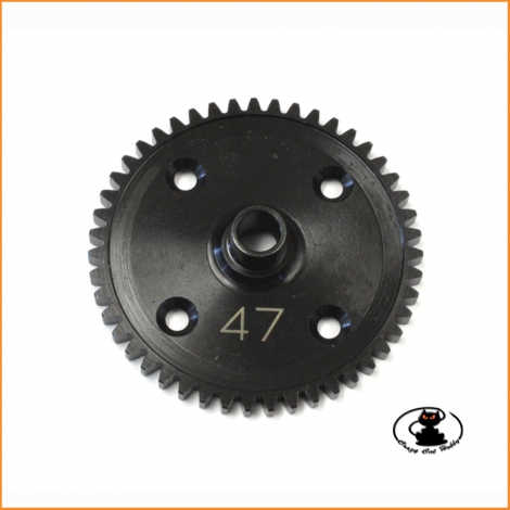 IF410-47 main gear Kyosho Mp9 TKI3-4