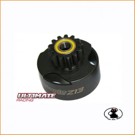 Campana frizione ventilata 13 denti (Z13) con cuscinetti UR0661