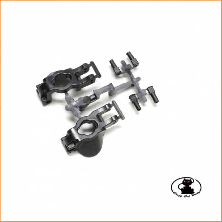 Front Hub Carrier Mp9 Kyosho IF421