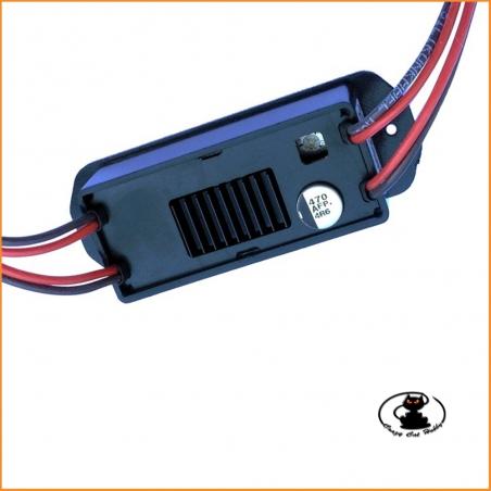ESC Hight PWR 15A Interruttore elettrico stabilizzato Alewings 90030210