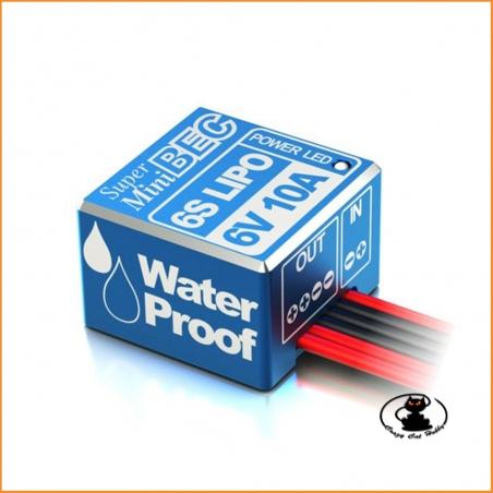 BEC waterproof 10A 2-6S SkyRc SK-60055-01