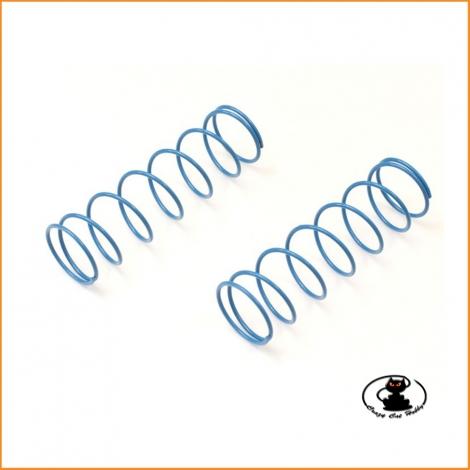 Molle big shock 8x1.4 (78mm) azzurre Kyosho