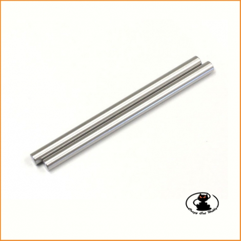 HD suspension shaft 4x64.5mm Kyosho MP9 TKI4 IFW462-64.5