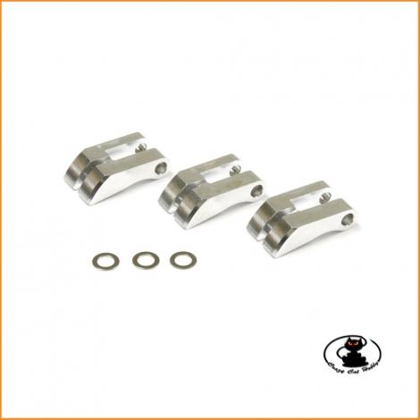 KY.IFW339 ricambio ceppi frizione 3 punti alluminio Kyosho