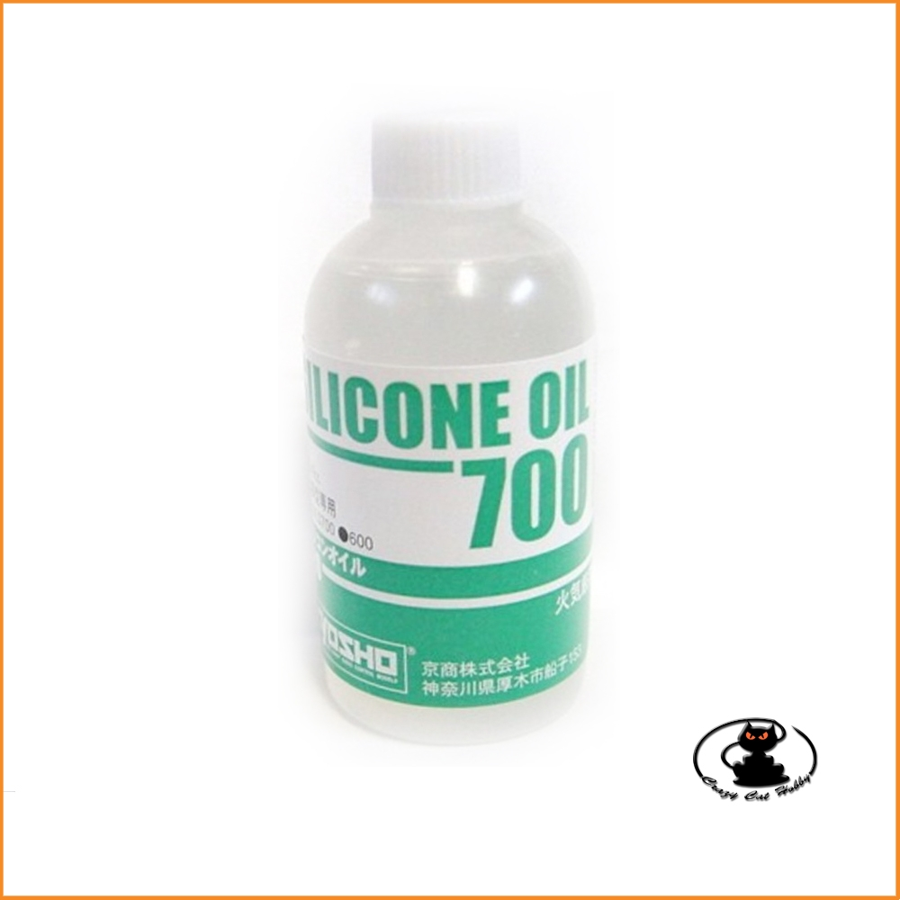 700 CPS Silicon oil for shock absorbers Kyosho SIL0700