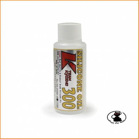 300 CPS Silicon oil for shock absorbers ( 80cc ) Kyosho KY.SIL0300-8