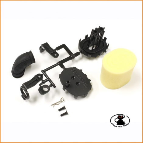 IF469B Air filter set MP10 MP9 ST Kyosho