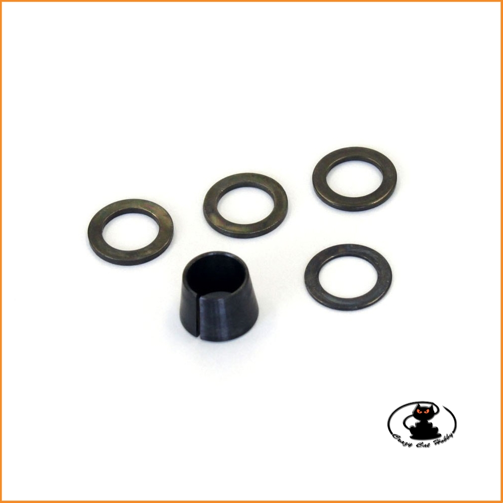 Fly Wheel Tapered Collet Set K.IFW143