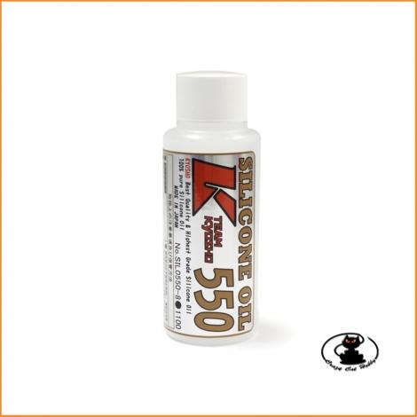 550 CPS Olio al silicone...