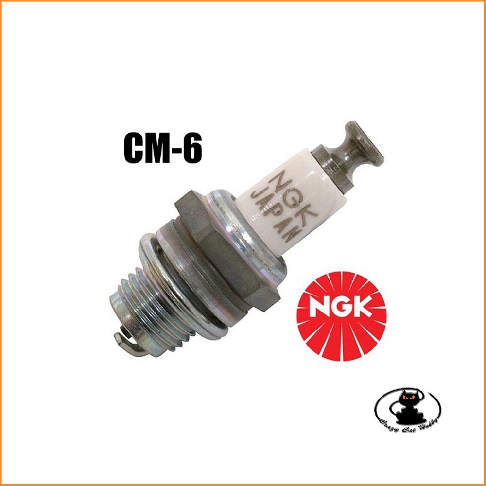 Candela CM-6 NGK per motori a benzina  335790