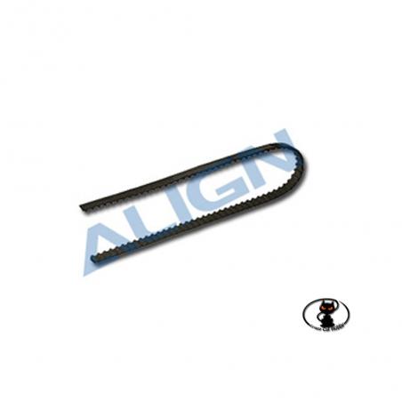 Align T Rex 500 470 Spare tail rotor transmission belt H50045