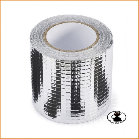 Anti-heat adhesive tape to protect the most delicate parts of your models (bodywork, fuselages, etc.) art. 2440001