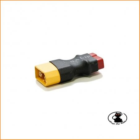 Adattatore per batterie e regolatori - Deans femmina /XT60 maschio - Fullpower 356915