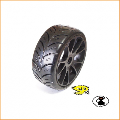 1: 8 wheels Rally Game GT RADIALS R2 SUPER SOFT