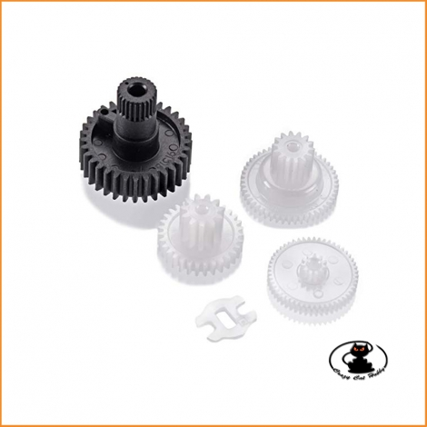 Replacement  gear set  for Futaba 9253 - 9254