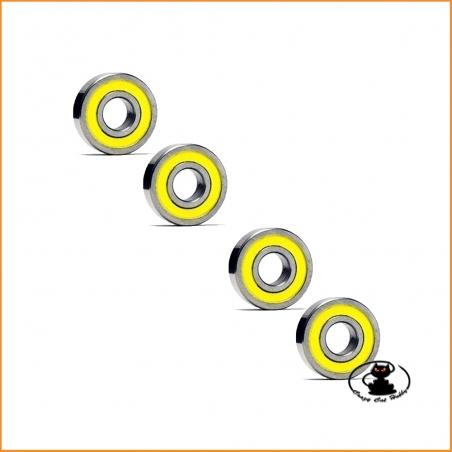Ball bearing 5x13x4 mm 2RS