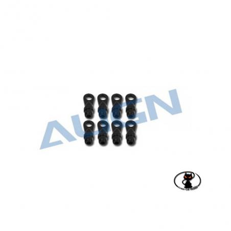 H50186 Align T Rex Uniball link 8 pezzi