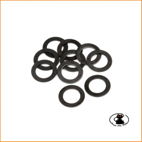 Shims 5x8x0,3 mm - 10 pcs  HPI #108090