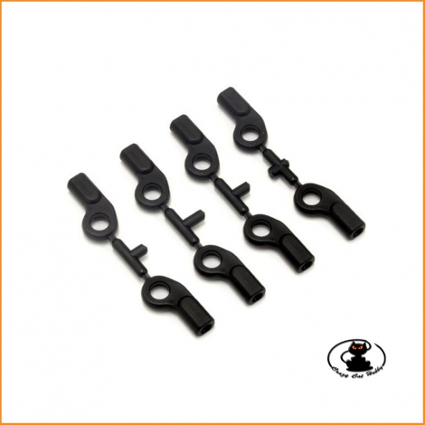 6.8 mm ball end Kyosho MP10 ( off set type )  - IS053B