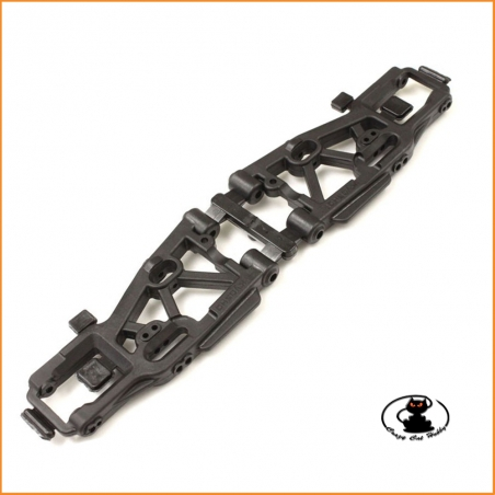 Hard front lower suspension arm Kyosho MP9 IF483B