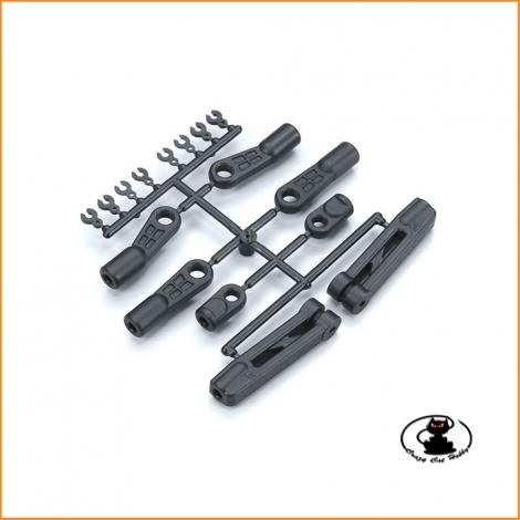 Upper Arm Set (KYOSHO MP9) IF428B