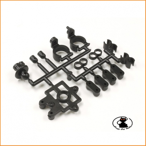 Body mounts Kyosho Inferno MP9 TKI4 - IF.453B