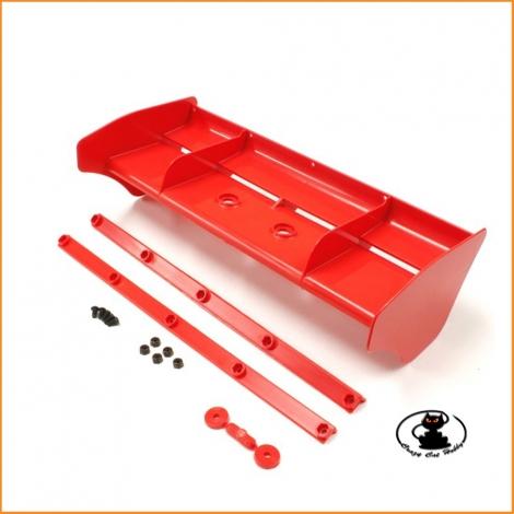 K.IF491KR Alettone rosso 1:8 Kyosho Inferno MP9/MP10