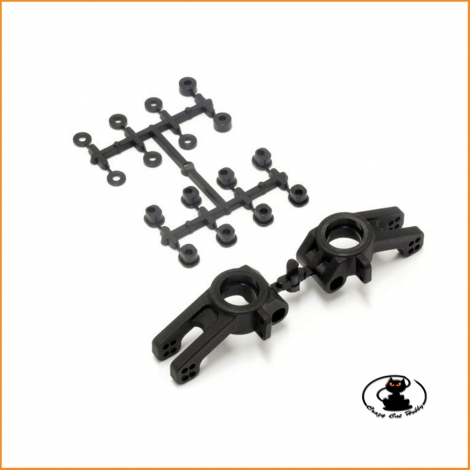 IF613H Hard rear hub carrier Kyosho inferno MP10