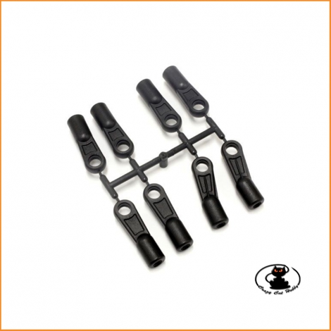 IF617 - Upper Arm Set Kyosho MP10