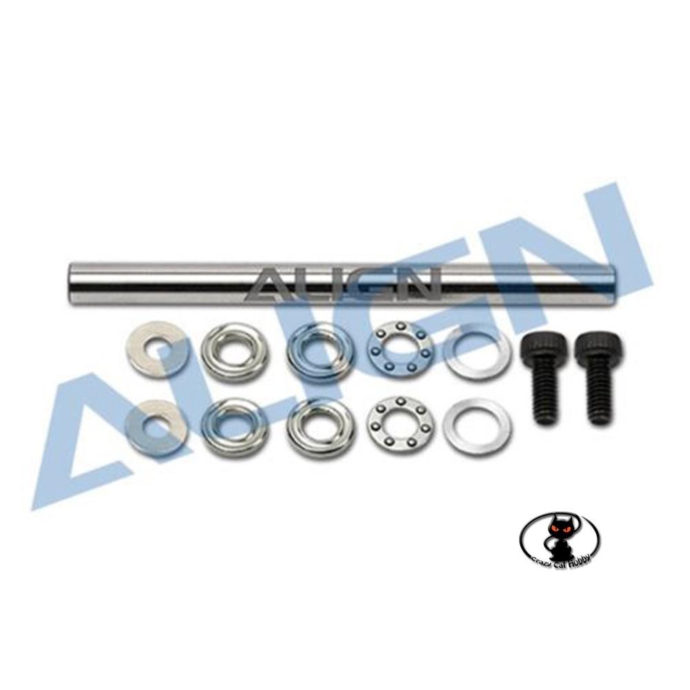 H60H002XXT Align T Rex 600-550 spindle feathering shaft