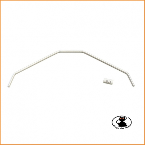 IF460-2.3 optional rear sway bar MP9-10 Kyosho