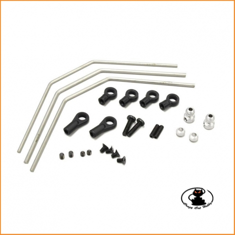 IFW104B optional front stabilizer bars set Kyosho Inferno Neo