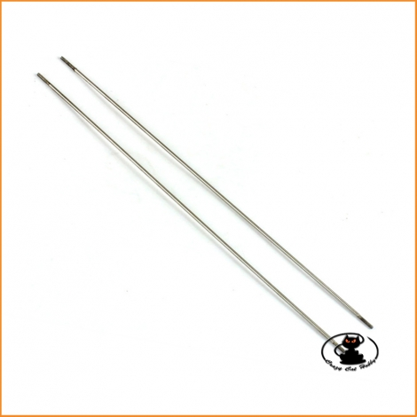 Flybar rod  3x340 mm