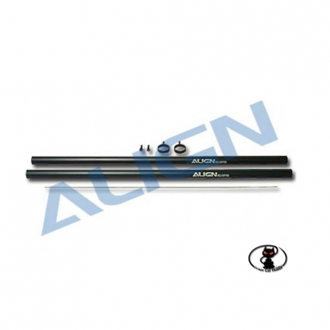 H60042T Align T Rex 600 gray tail pipe