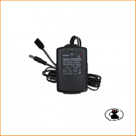 NIMH-NICD battery charger...