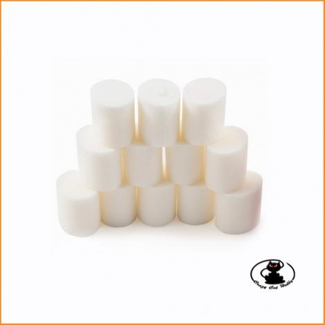 Spugna doppia per ricambio filtro aria compatibili con Kyosho MP9 - Proline - vari , bulk senza confezione