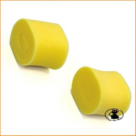 Spugne di ricambio per filtro aria doppio strato per Kyosho Inferno Mp9/10 - IF469-01