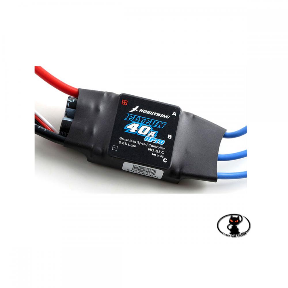 HW80020622 Regolatore ESC Hobbywing FlyFun 40A
