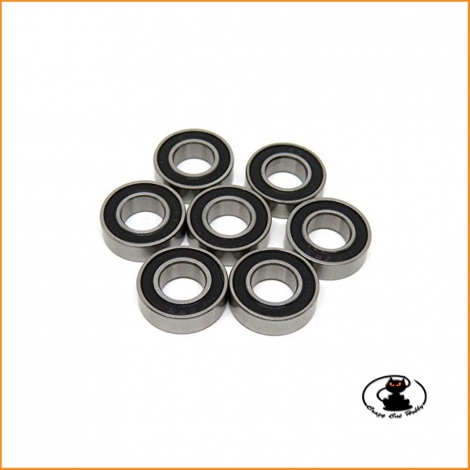 Ball bearing 8x16x5 2RS