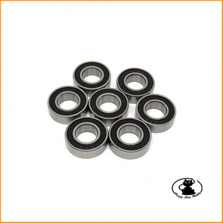 Ball bearing 8x16x5 2RS